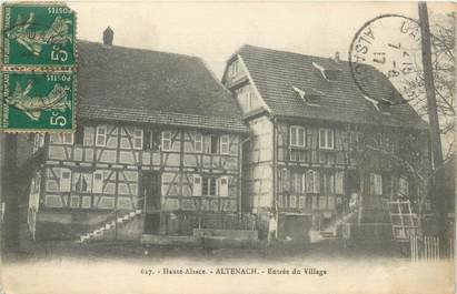 "CPA FRANCE 68 ""Altenach"""