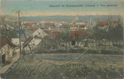 """CPA FRANCE 67 """"Romanswiller"""""""