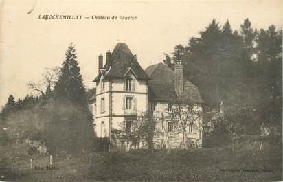 "CPA FRANCE 58 ""Larochemillay, Chateau de Vanoise"""