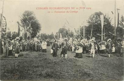 """CPA FRANCE 54 """"Nancy, 1914, Congrès eucharistique"""""""