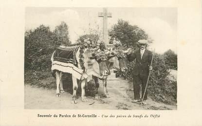 """CPA FRANCE 44 """"La Chapelle des Marais, souvenir du Pardon de Saint Corneille"""""""