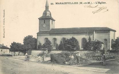 "CPA FRANCE 54 ""Marainviller, l'église"""