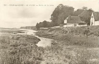 """CPA FRANCE 41 """"Cour sur Loire, le Vivier"""""""
