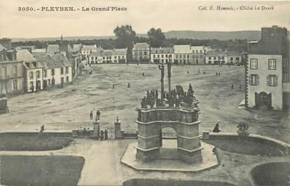 "CPA FRANCE 29 ""Pleyben, La Grand'Place"""