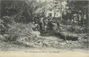 """13 Bouch Du Rhone CPA FRANCE 13 """"Thermes près de Marseille, Camoins les Bains, la cascade"""""""