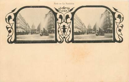 """CPA FRANCE 75005 """"Paris, le Panthéon"""""""