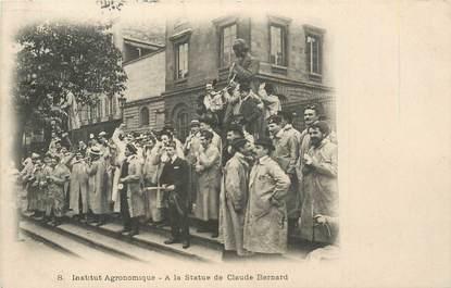 """CPA FRANCE 75005 """"Paris, Institut agronomique"""""""