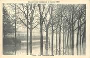 """75 Pari CPA FRANCE 75008 """"Paris, Inondations 1910, Champs Elysées"""""""
