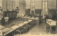 "75 Pari CPA FRANCE 75008 ""Paris, Inondations 1910, Lycée Lamartine"""