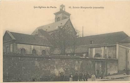 """CPA FRANCE 75010 """"Paris, Sainte Marguerite"""""""