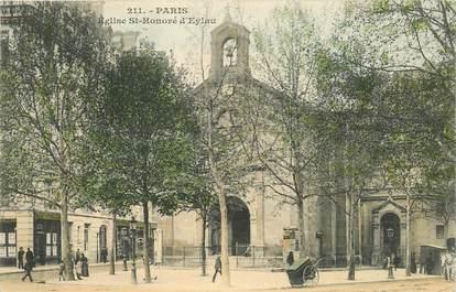 """CPA FRANCE 75016 """"Paris, Eglise Saint Honoré d'Eylau"""""""