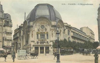"CPA FRANCE 75018 ""Paris, L'Hippodrome"""
