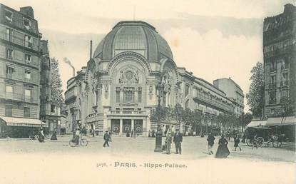 "CPA FRANCE 75018 ""Paris, Hippo Palace"""