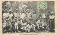 """Guadeloupe CPA GUADELOUPE """"Indiens cultivateurs de café"""""""