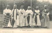 "Guyane CPA GUYANE ""Oyapoc, types et costumes"""