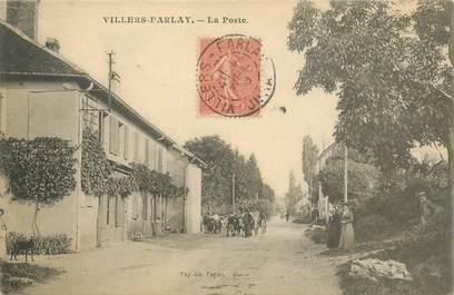 "CPA FRANCE 25 ""Villers Farlay, la poste"""