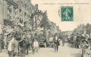 """53 Mayenne CPA FRANCE 53 """"Ernée, Fêtes du 11 juillet 1909"""""""