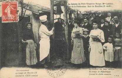 """CPA FRANCE 78 """"Houilles, rue de la Fédération, Bois de Houilles"""""""