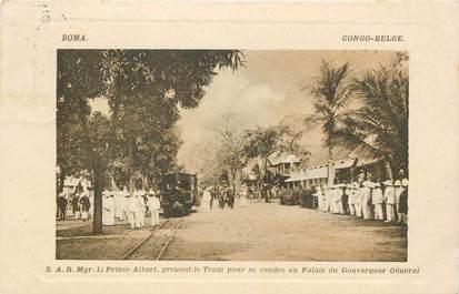 CPA CONGO BELGE / TRAMWAY