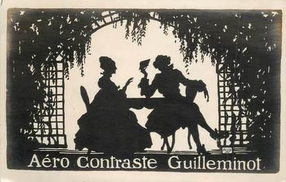 """CPA PUBLICITE sur la Photo """"Guilleminot"""""""