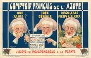 Theme CPA PUBLICITE / L'Azote