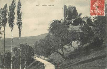 """CPA FRANCE 74 """"Chateau d'Arcine"""""""