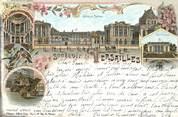 "78 Yveline CPA FRANCE 65 ""Souvenir de Versailles"" / GRUSS / CARTE PRÉCURSEUR"