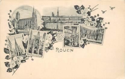 """CPA FRANCE 76 """"Rouen"""" / GRUSS / CARTE PRÉCURSEUR"""