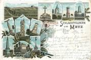 "57 Moselle CPA FRANCE 57 ""Metz"" / GRUSS / CARTE PRÉCURSEUR 1896"