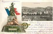 """90 Territoire De Belfort CPA FRANCE 90 """"Belfort"""" / GRUSS / CARTE PRÉCURSEUR 1896"""