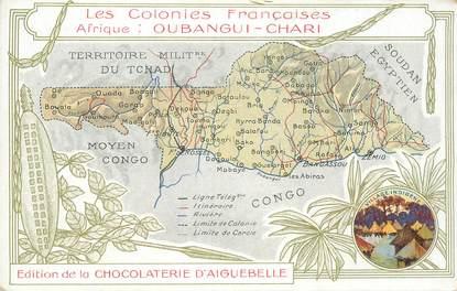 "CPA AFRIQUE ""Oubangui Chari"""