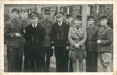 CARTE PHOTO MILITAIRE / 2 EME GUERRE