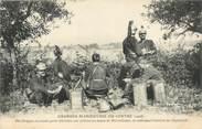 Militaire CPA MILITAIRE / 1908 / DRAGON / MITRAILLEUSE
