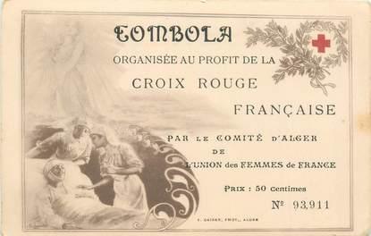 CPA CROIX ROUGE FRANCAISE / ED. GEISER