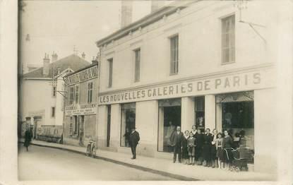 CARTE PHOTO COMMERCE Les Nouvelles Galeries