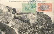 """Afrique CPA SENEGAL """"Corée, la falaise et le Castel"""""""