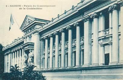 """CPA VIETNAM / INDOCHINE """"Saïgon, Palais du Gouverneur"""""""