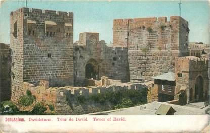 "CPA ISRAEL ""Jerusalem, Tour de David"""
