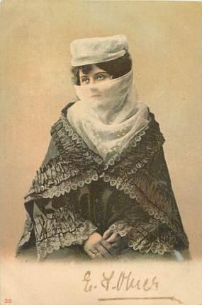 """CPA TURQUIE """"Femme turque"""""""