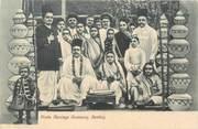 "Asie CPA INDE / CEYLAN ""Bombay, cérémonie de mariage"""