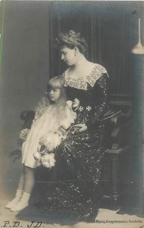 "CPA ROUMANIE ""Elisabeth Königin"""