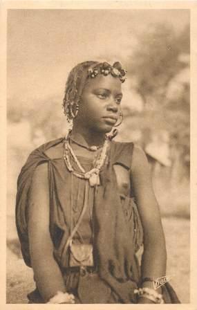 CPA AFRIQUE / SENEGAL / NU