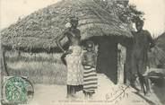 """Afrique CPA AFRIQUE / GAMBIE """"Types sarracoles"""""""