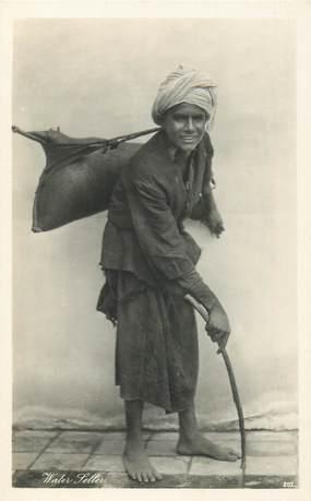 """CPA EGYPTE """"Vendeur d'eau"""""""
