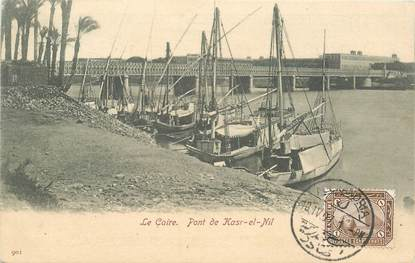 "CPA EGYPTE ""Le Caire"""