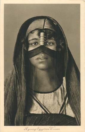 "CPA EGYPTE ""Femme """