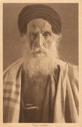 "CPSM ISRAEL ""Vieux Rabbin"" / JUDAICA"