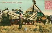 "Amerique CPA CANADA ""Scène d'agriculture"""