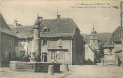 "CPA FRANCE 68 ""Saint Amarin"""