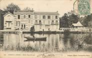 "77 Seine Et Marne / CPA FRANCE 77 ""Samois sur Seine, hôtel Beau Rivage"""